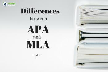 Differences Between APA and MLA