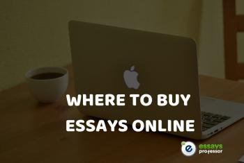 How to Buy Essays Online