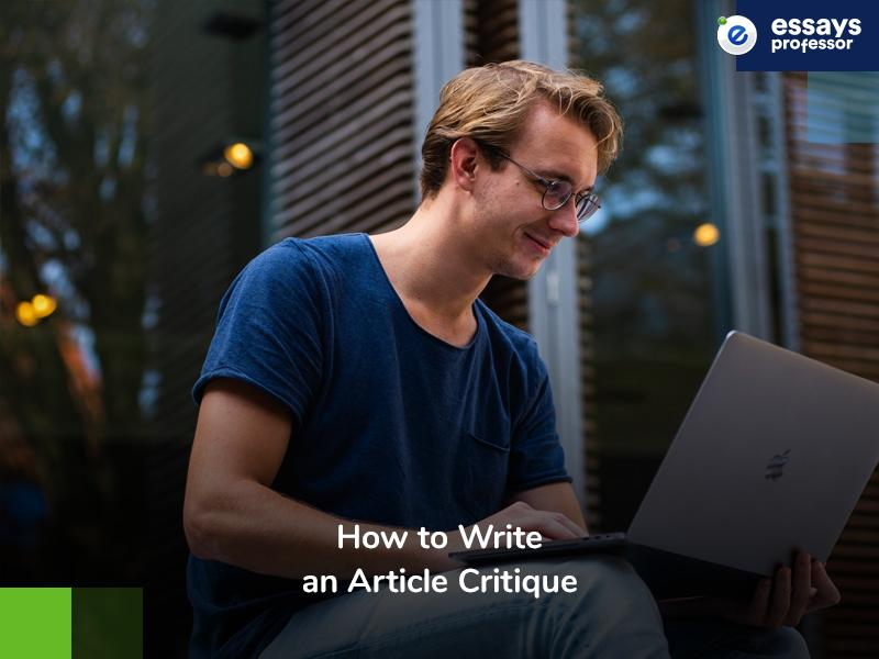 how-to-write-an-article-critique-a-short-guide