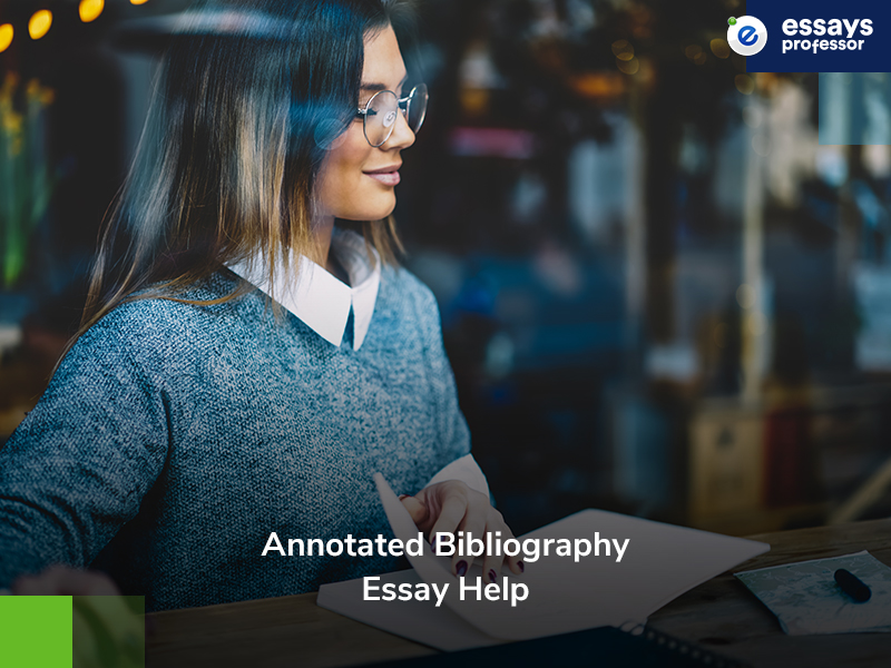 Annotated Bibliography Essay Help