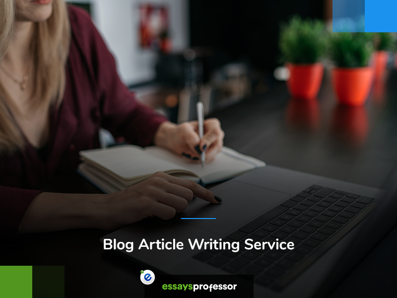 Blog Article Writing Service