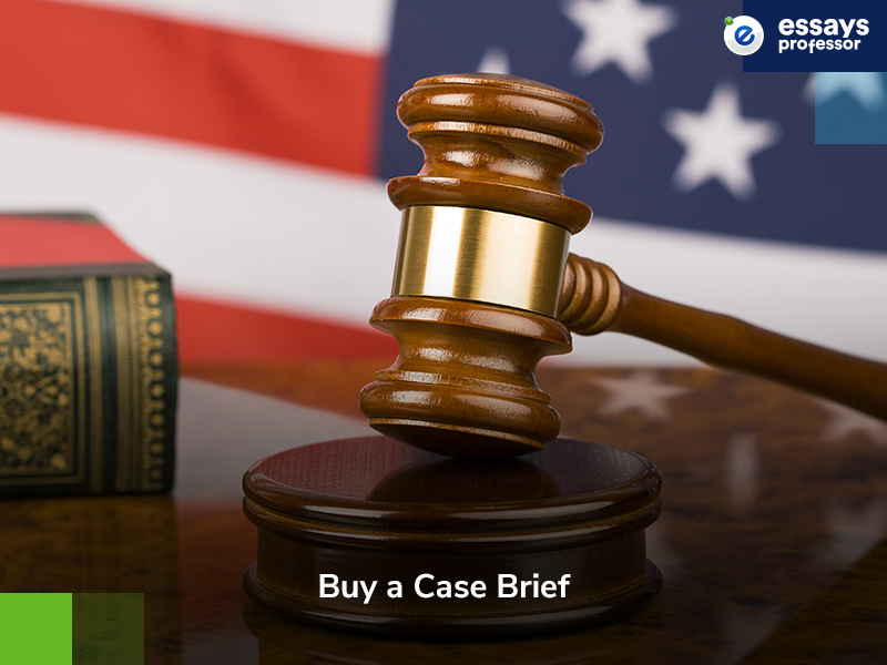 Buy a Case Brief