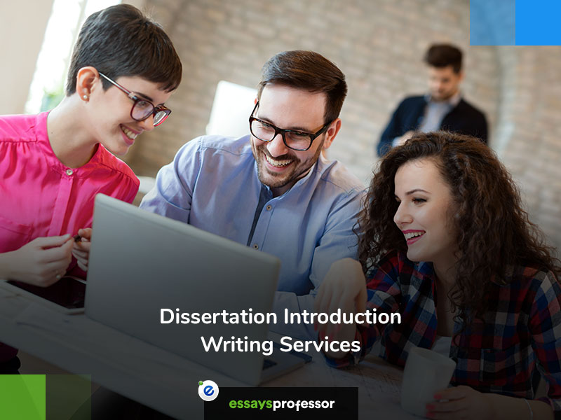 Dissertation Introduction Writing Services