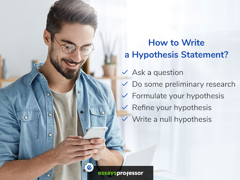 How to Write a Hypothesis Statement