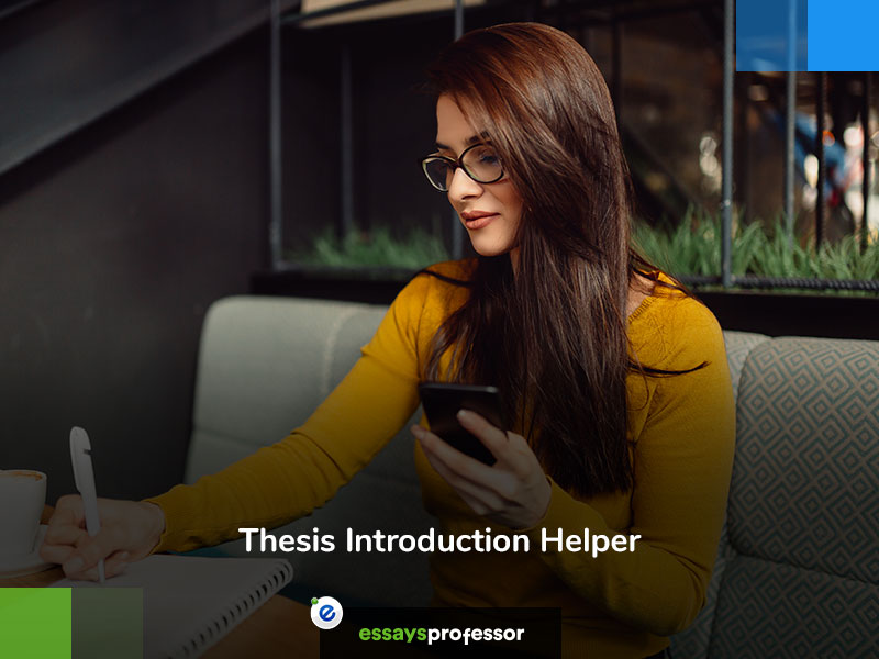 Thesis Introduction Helper